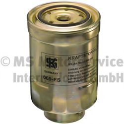 Фильтры топливные Топливный фильтр KOLBENSCHMIDT арт.