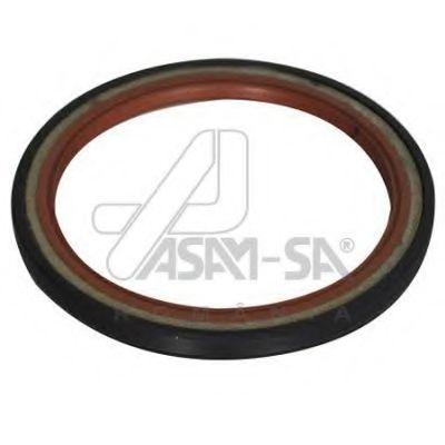 Уплотняющее кольцо, коленчатый вал ASAM арт.