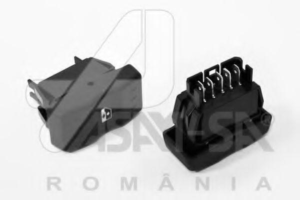 Выключатель, стеклолодъемник ASAM арт. 30990