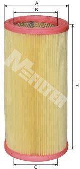Воздушный фильтр MFILTER арт. A109
