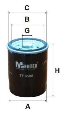 Масляный фильтр MFILTER арт.