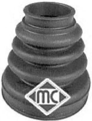Пыльник, приводной вал METALCAUCHO арт. 00110