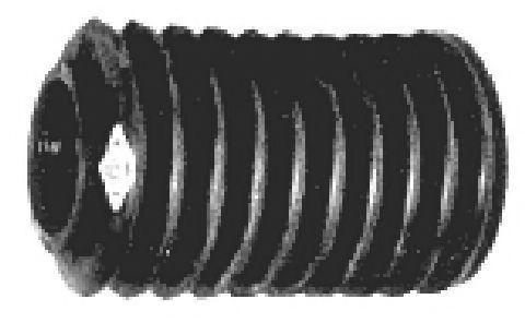 Пыльник, рулевое управление METALCAUCHO арт.