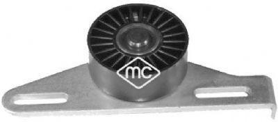 Натяжитель ремня, клиновой зубча METALCAUCHO арт. 05485