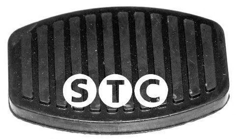 Накладка на педаль, педаль сцепления STC арт. T400413
