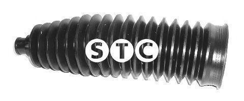 К-т (1шт.) пыльника рейки с хомутами+смазка Trafic/Vivaro/Master/Movano 53x13mm STC арт.
