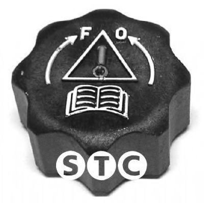 Крышка, резервуар охлаждающей жидкости STC арт. T403547