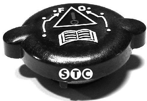 Крышка, резервуар охлаждающей жидкости STC арт. T403548