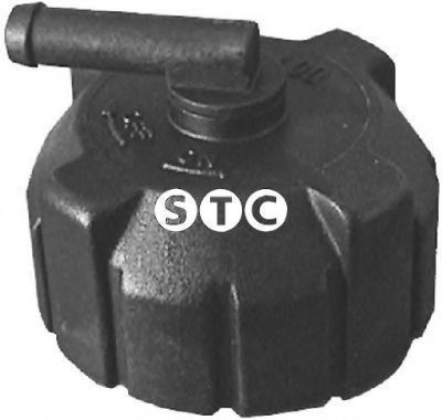Крышка расшир.бачка радиатора Boxer/JUMPER (1.0 bar) STC арт. T403572