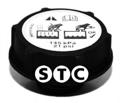 Крышка расширительного бачка системы охлаждения двигателя STC арт.