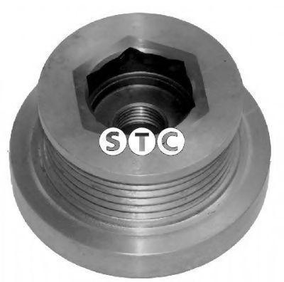 Шкив генератора 1.5dCi Kangoo/Clio 01-/Logan 06- STC арт. T404728