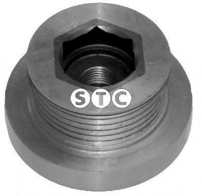 Шкив генератора Logan/Clio II/Megane I 1.4/1.6 97- (6 конавок) STC арт. T404729