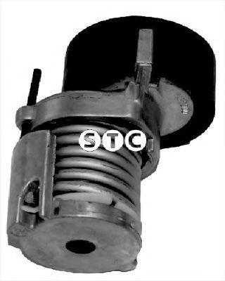 Паразитный/ведущий ролик, поликлиновой ремень STC арт. T404770