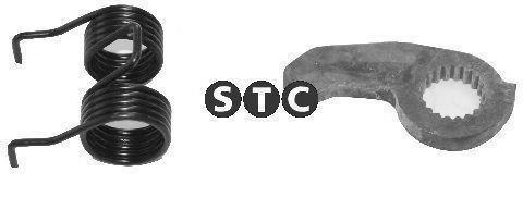 Рычаг привода педали сцепления STC арт. T404772