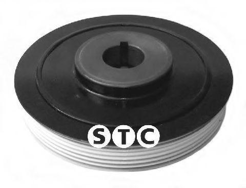 Ременный шкив, коленчатый вал STC арт.
