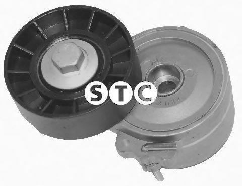 Натяжной ролик с механизмом Scudo/Expert/Ducato/Boxer/Partner 2.0/2.2 HDi 99- STC арт. T404807