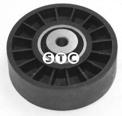 Натяжной ролик, поликлиновой  ремень STC арт. T404926