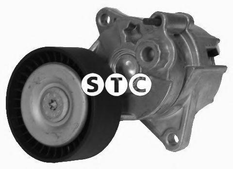 Натяжитель ремня с роликом STC арт.
