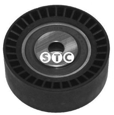 Натяжной ролик, поликлиновой ремень STC арт.