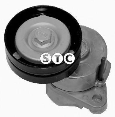 Натяжитель ремня с роликом D 70mm Opel STC арт.