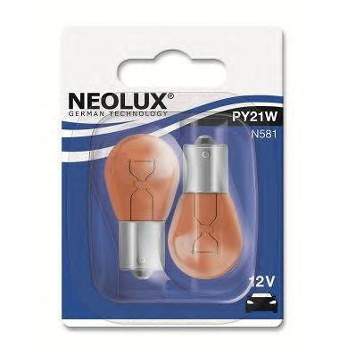 Лампа накаливания, фонарь указателя поворота NEOLUX® арт. N58102B