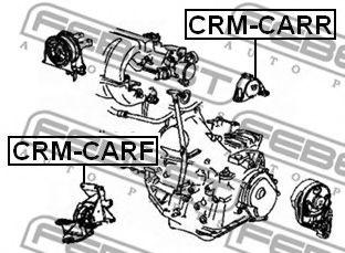 Подвеска, двигатель FEBEST арт. CRMCARR