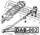 Подвеска, рулевое управление FEBEST арт. DAB002