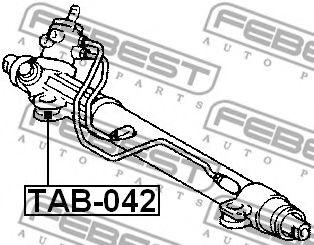 Подвеска, рулевое управление FEBEST арт. TAB042