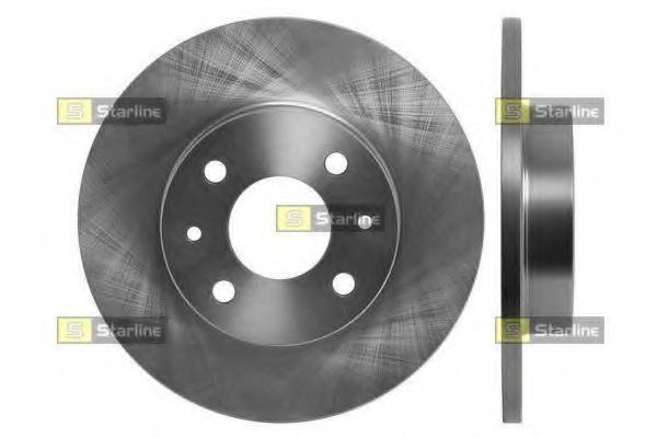 Тормозной диск STARLINE арт. PB1033