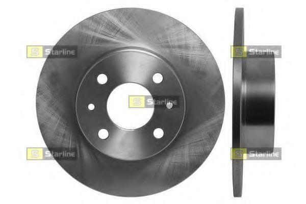 Тормозной диск STARLINE арт. PB1470