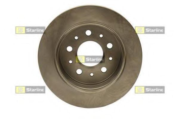 Тормозной диск STARLINE арт.