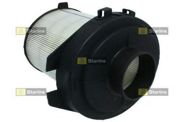 Фильтры воздуха салона автомобиля Воздушный фильтр STARLINE арт. SFVF2114