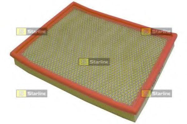 Фильтры воздуха салона автомобиля Воздушный фильтр STARLINE арт. SFVF2168