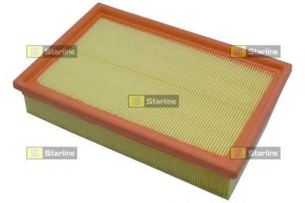 Фильтры воздуха салона автомобиля Воздушный фильтр STARLINE арт. SFVF2204
