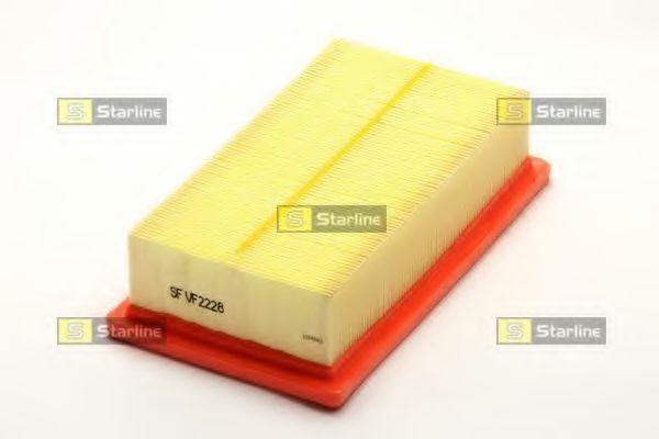 Фильтры воздуха салона автомобиля Воздушный фильтр STARLINE арт. SFVF2228