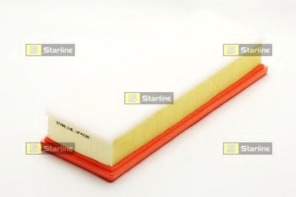 Фильтры воздуха салона автомобиля Воздушный фильтр STARLINE арт. SFVF4238