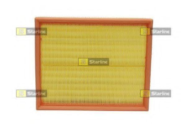 Фильтры воздуха салона автомобиля Воздушный фильтр STARLINE арт. SFVF7781
