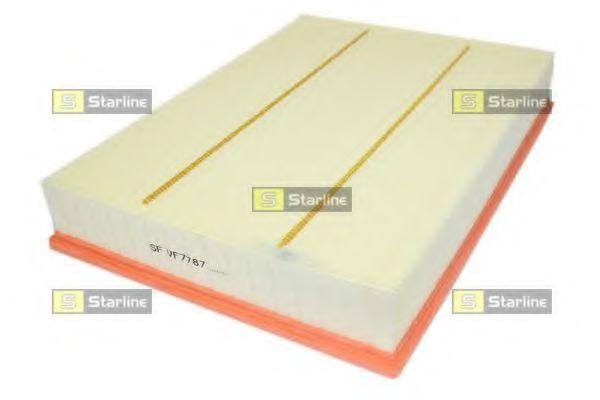 Фильтры воздуха салона автомобиля Воздушный фильтр STARLINE арт. SFVF7787