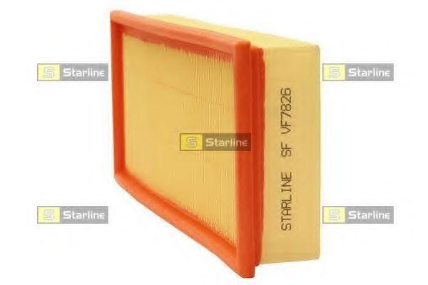 Фильтры воздуха салона автомобиля Воздушный фильтр STARLINE арт. SFVF7826