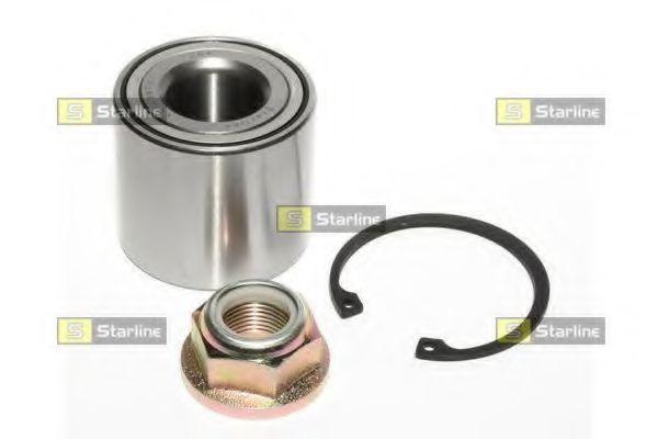 Комплект подшипника ступицы колеса STARLINE арт. LO03676
