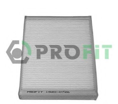 Фильтр, воздух во внутренном пространстве PROFIT - 15200726