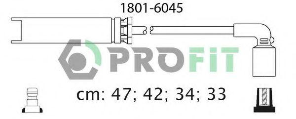 Комплект проводов зажигания PROFIT арт.