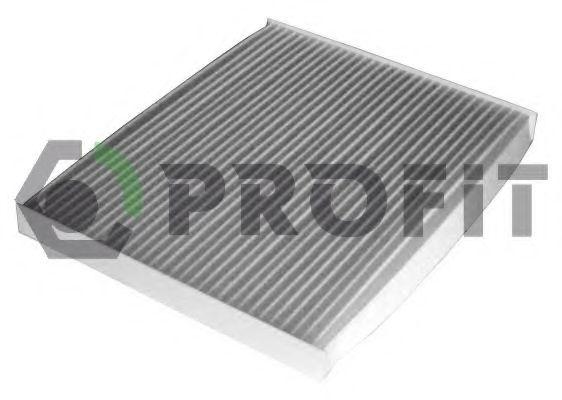 Фильтры прочие Фильтр, воздух во внутренном пространстве PROFIT арт. 15212344