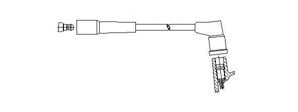 Провод зажигания BREMI арт. 31130