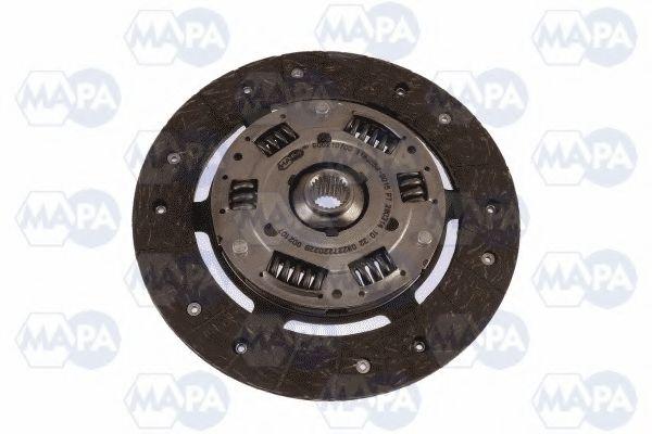 Комплект сцепления MAPA арт. 000210409