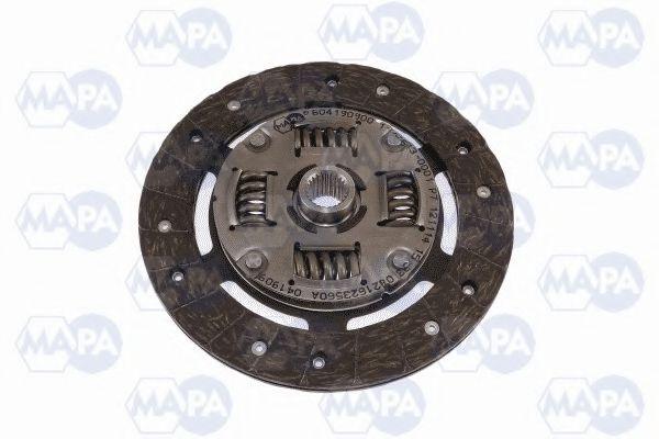 Комплект сцепления MAPA арт. 002190109