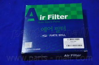 Воздушный фильтр PARTSMALL арт. PAA024