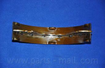 Комплект тормозных колодок PARTSMALL арт. PLA001