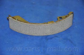 Комплект тормозных колодок PARTSMALL арт. PLB030