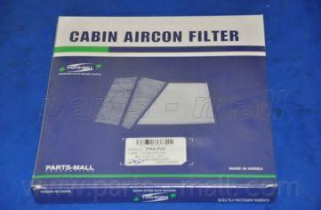 Фильтр, воздух во внутренном пространстве PARTSMALL арт. PMAP20